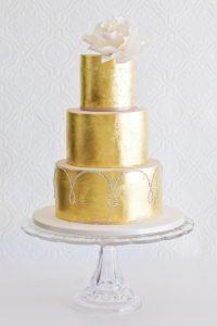 southboundbride-sparkle-metallic-wedding-cakes-004