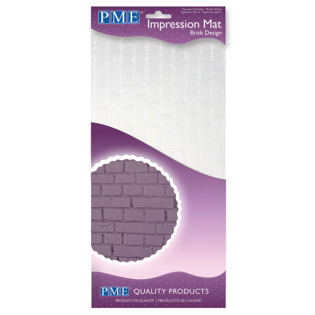 Pme Brick Impression Mat Uganda Trimmings Ltd