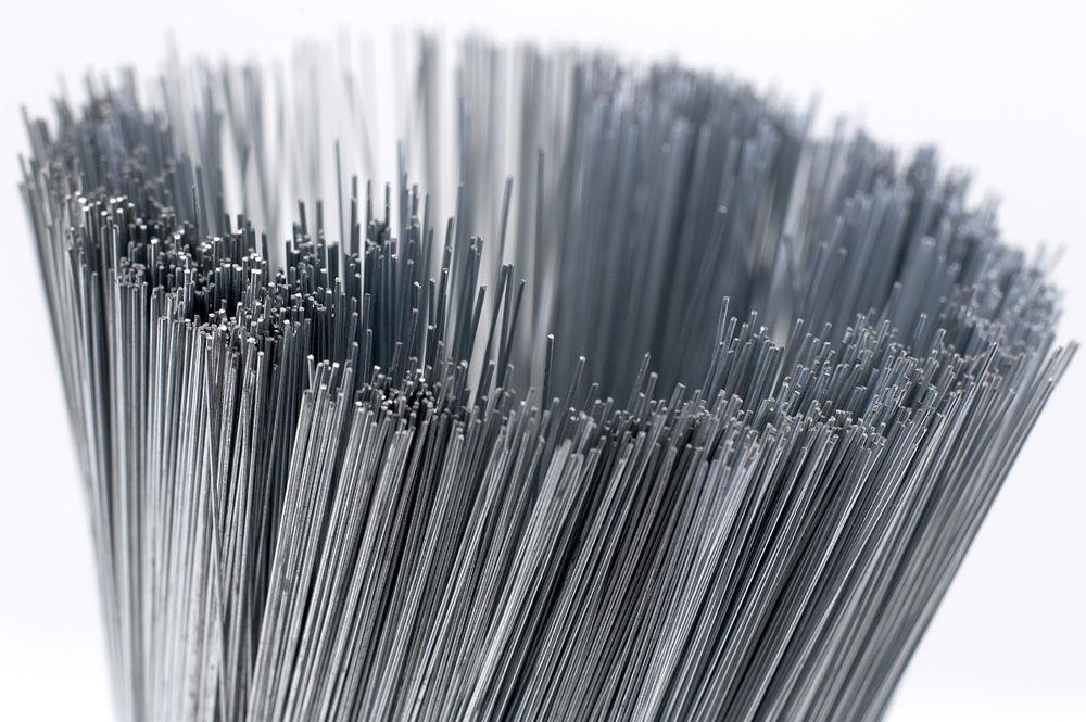 Silver Colour Floral Wire - 24g - Uganda Trimmings Ltd