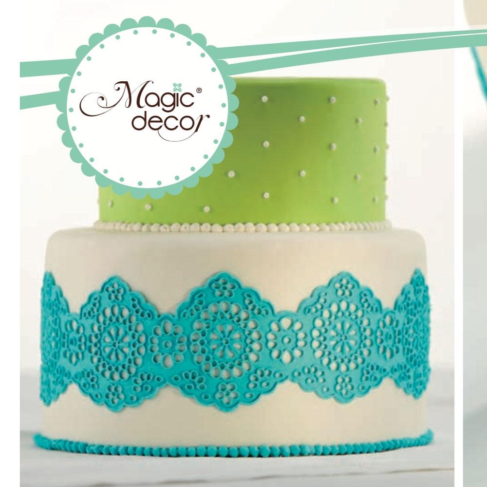 Pavoni Magic Decor Cake Lace Mat - Uganda Trimmings Ltd