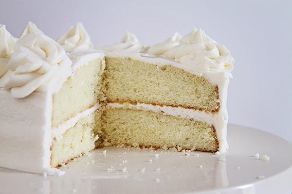 Swiss White Chocolate Cake Recipe